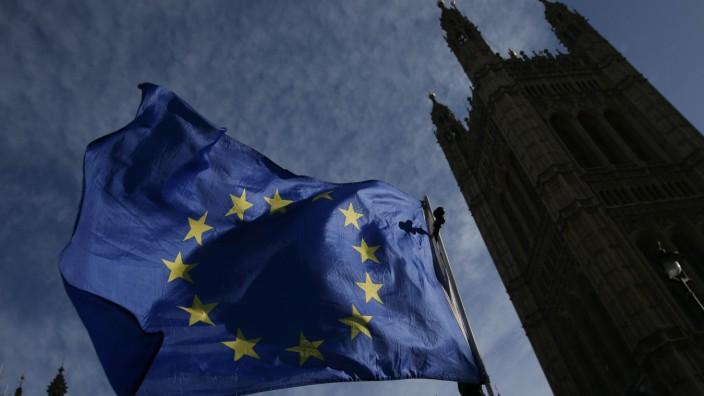 Brexit: Mit 324 zu 295 Stimmen nahm das Unterhaus den Gesetzesentwurf an.