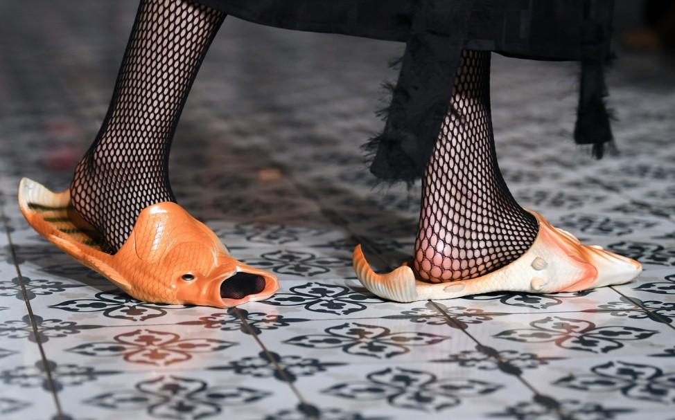 Berlin Fashion Week - William Fan