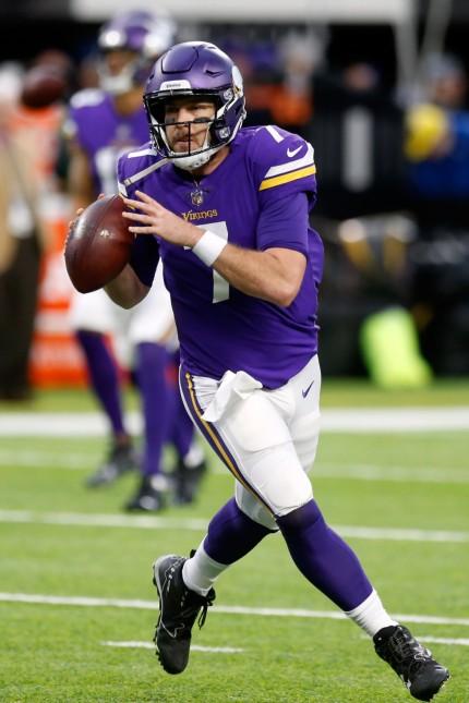 Minnesota Vikings - Quarterback Case Keenum
