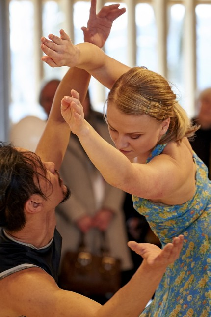 Stiftung Nantesbuch Tanzperformance