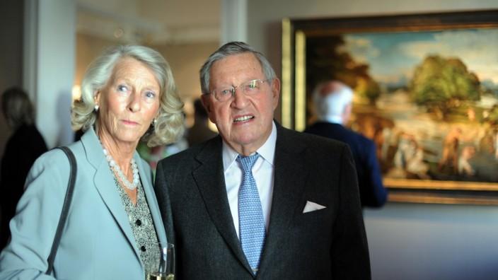 Sigrid-Ursula und Fritz Eichbauer, 2014