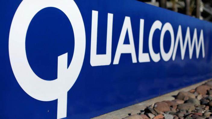 Qualcomm ist Zulieferer von Apple