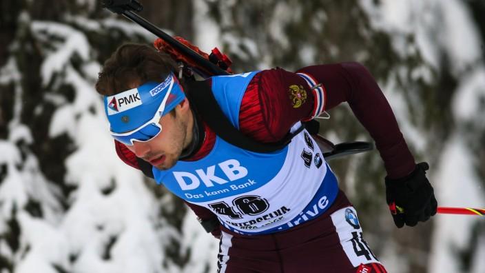 IBU World Cup Biathlon - Men's Sprint