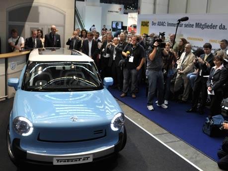 IAA 2009 Der neue Trabant; ddp