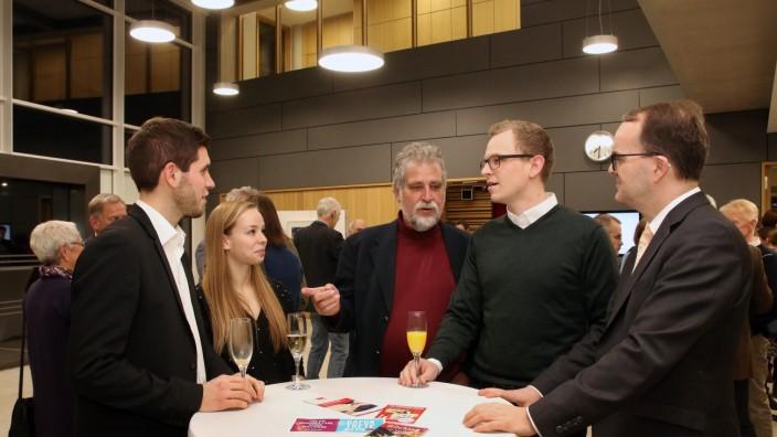 Rinderspacher beim SPD-Neujahrsempfang; SPD Gilching