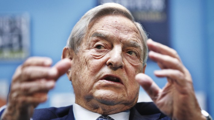"""""""Bitcoin ist keine Währung"""" - George Soros in Davos"""