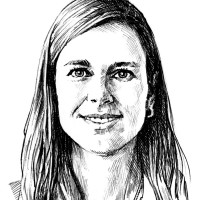 Portrait  Nadeschda Scharfenberg