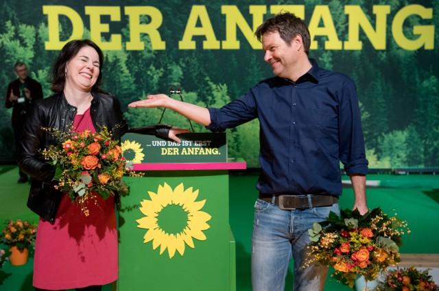Bundesdelegiertenkonferenz Bündnis 90/Die Grünen