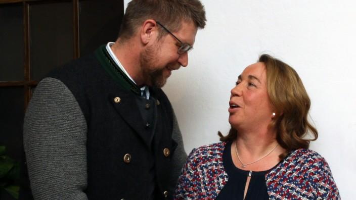 Greinwald ist die neue Bürgermeisterin; Stichwahl um das Bürgermeisteramt in Tutzing