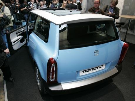 IAA 2009 Der neue Trabant; AP