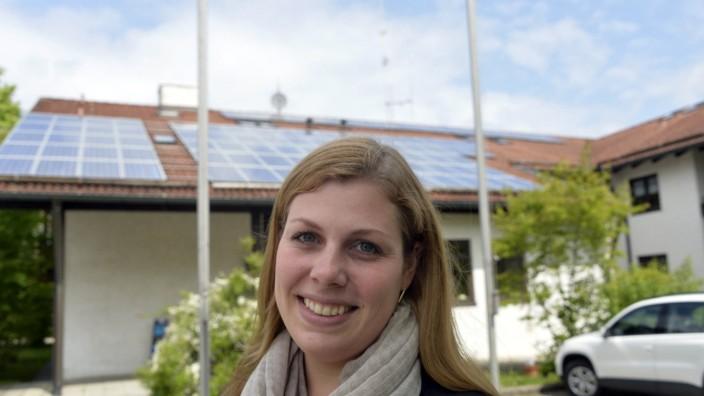 Hohenbrunn: Tanja Hellmann ist künftig dauerhaft als Klimaschutzmanagerin in Hohenbrunn angestellt.