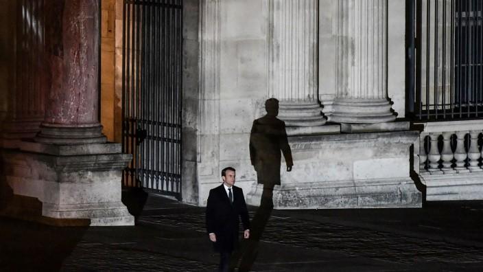 Philosophie in Frankreich: Emmanuel Macron