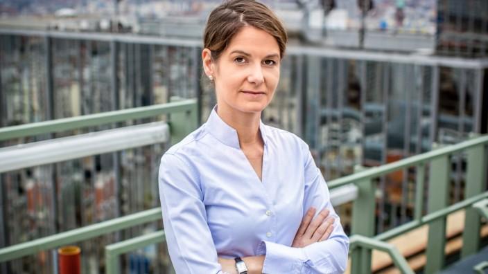 Bild Chefredakteurin Tanit Koch