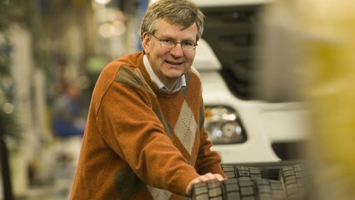 Martin Daum, Daimler