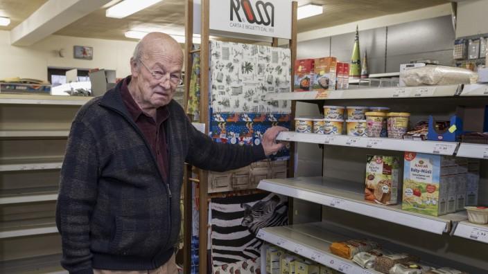 Portraet Ladeninhaber Volker Neef