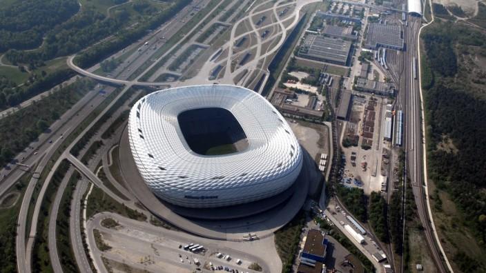 Digitalisierung bei der Allianz: Die Allianz-Arena in München: Die Fußballer des FC Bayern sind zurzeit wohl erfolgreicher als die Digitalstrategen der Allianz.