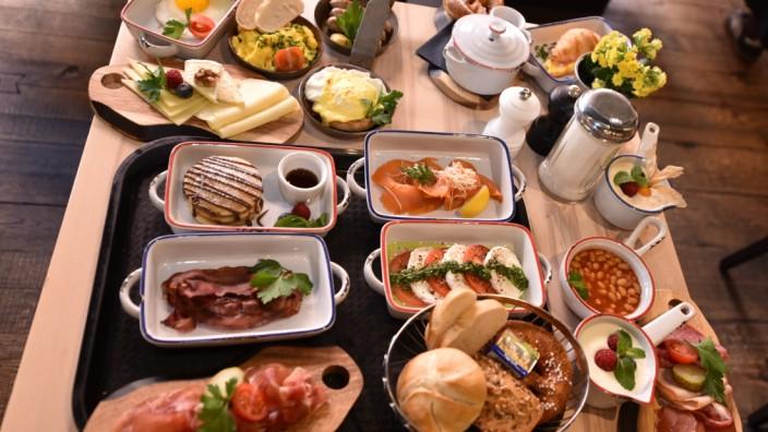 Bapas: Für alle, die sich schwer tun beim Entscheiden: Im Bapas gibt es Frühstückshäppchen zum Kombinieren.