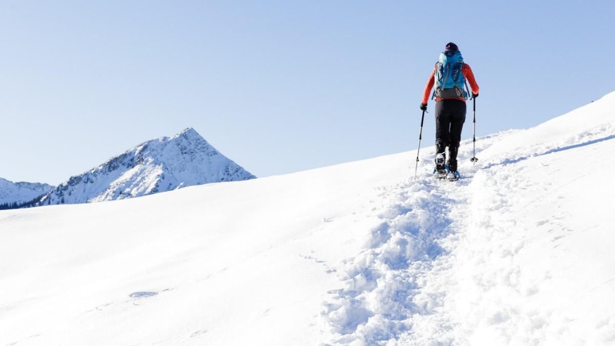 Wandern Bayrischzell: Schneeschuh-Tour auf den Seeberg