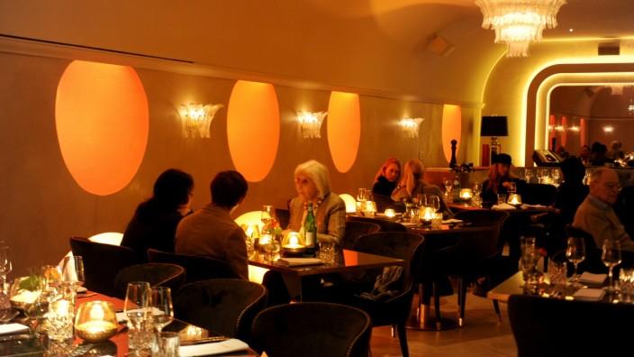 Das neue Tambosi am Odeonsplatz ist Café, Bar und Restaurant in einem.