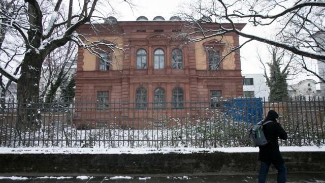 Tagesklinik für Demenzkranke, Nymphenburgerstraße 45