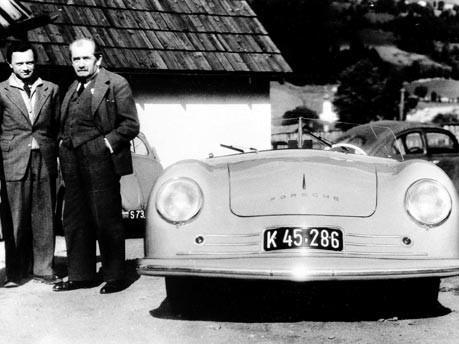 Porsche Ferry Porsche