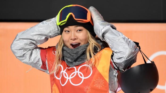 *** BESTPIX *** Snowboard - Winter Olympics Day 4