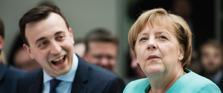 CDU-Veranstaltung 'Transatlantische Partnerschaft'