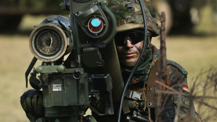 Bundeswehr To Participate In New NATO Ultra-Rapid Reaction Force