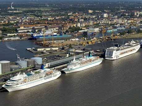 Bremerhaven, Foto: ddp