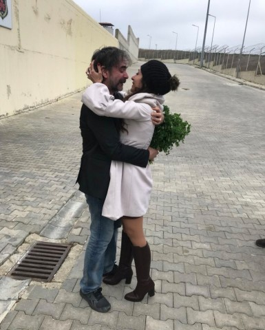 German-Turkish journalist leaves prison in Istanbul