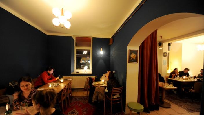 Gourmet Award 2018: Das Polka in der Pariser Straße könnte auch als Studentenkneipe durchgehen. Die Küche aber ist sehr viel anspruchsvoller, als es auf den ersten Blick aussieht.