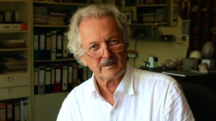 The German historian Wolfram Wette in 2015