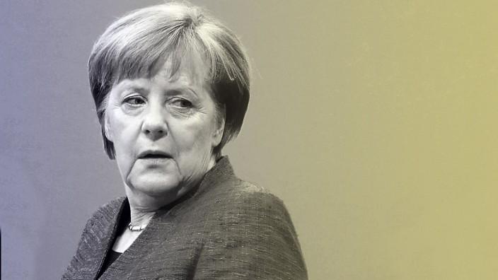 Coalition talks of CDU/CSU and SPD in Berlin