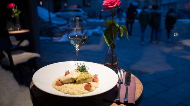 Gourmet, Restaurant Schneeweinchen und Rosenbrot in der Elsässer Straße 23