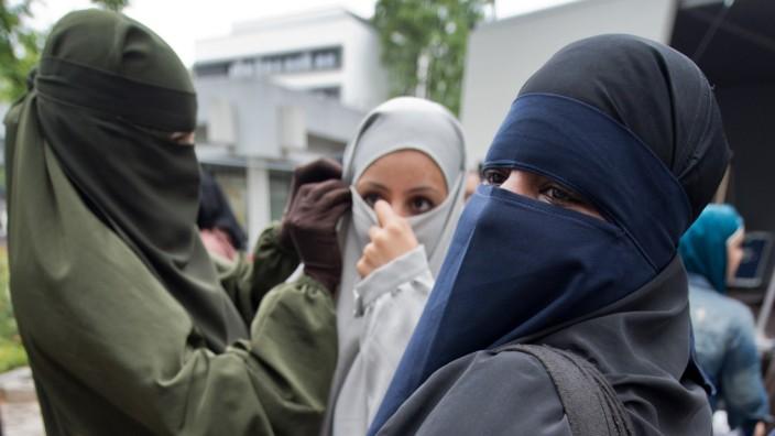 Salafisten in Offenbach