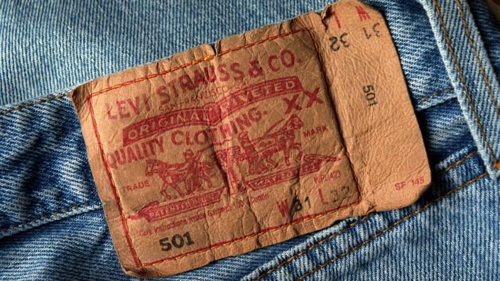 Neues aus der Modewelt - Levi's feiert die 501