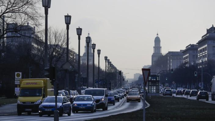 Luftverschmutzung: Niemand redet über eine City-Maut für Städte mit belasteter Luft. Warum eigentlich nicht.