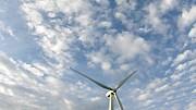 Windkraftanlagen, dpa