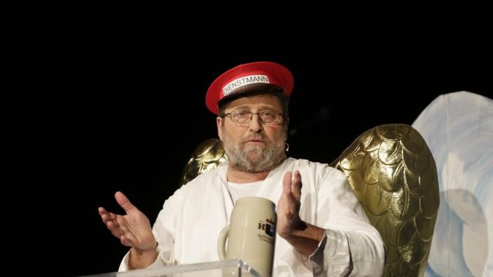 Starkbierfest 2017 -   Wiggerl Gollwitzer als Engel Aloisius