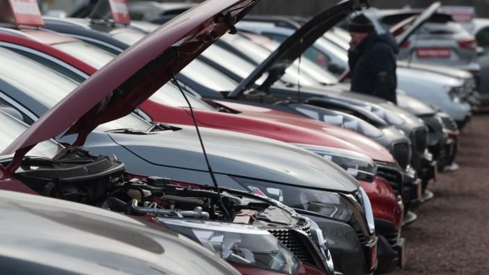 Auto: Gebrauchtwagen zum Verkauf