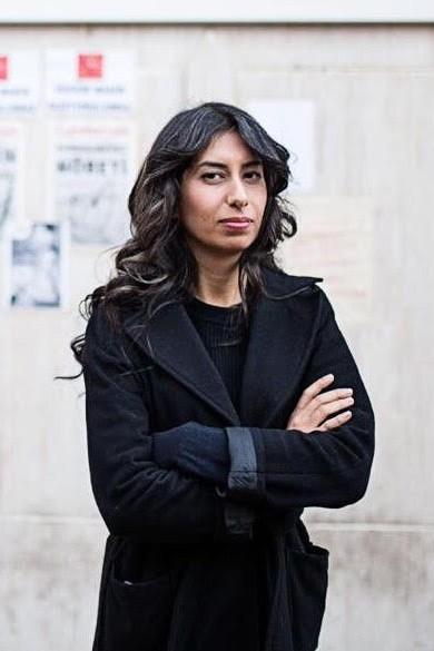 """Türkei: """"Ich verfolge fast jede Woche einen Prozess, bei dem ein Journalist vor Gericht steht"""": Gerichtsreporterin Canan Coşkun ist 30 Jahre alt und arbeitet seit sechs Jahren bei Cumhuriyet."""