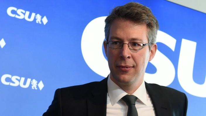 Markus Blume war bisher der Stellvertreter von Andreas Scheuer, künftig ist er selbst CSU-Generalsekretär.