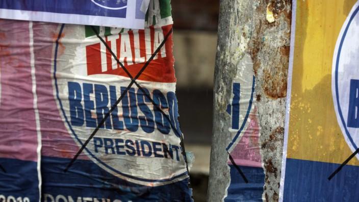 Nach den Parlamentswahlen in Italien