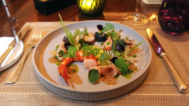 Schuhbecks Fine Dining im Boettners: Die Küche soll weltoffen sein und, wie es Schuhbeck formuliert, einen weiteren Bogen spannen.