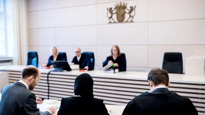 Berufungsverhandlung um Kopftuchverbot