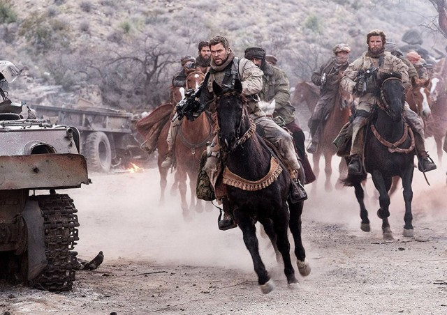Operation 12 Strong Fuglsig Kinofilm