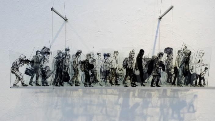 KVE Juroren & Jahresausstellung