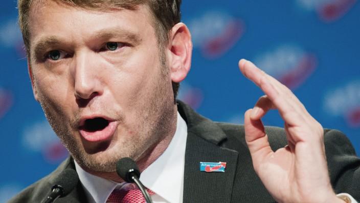 Ex-AfD-Politiker André Poggenburg