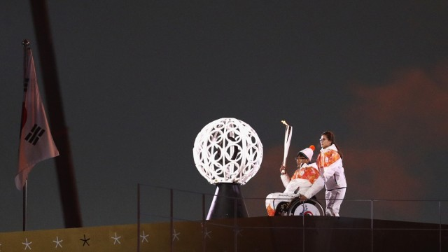 2018 Paralympic Winter Games - Opening Ceremony