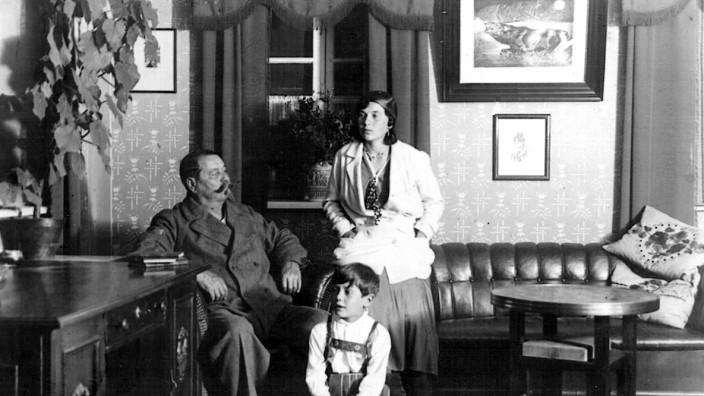 Nationalsozialismus: Von der Münchner Familie Höllenreiner überlebten nur wenige Angehörige das NS-Regime.